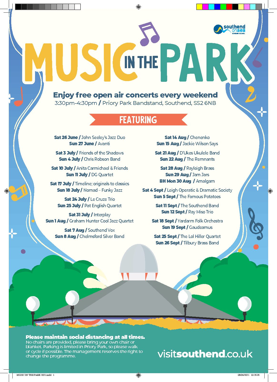 Read more about the article Music in the Park