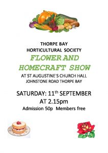 Read more about the article Thorpe Bay Horticultural Society